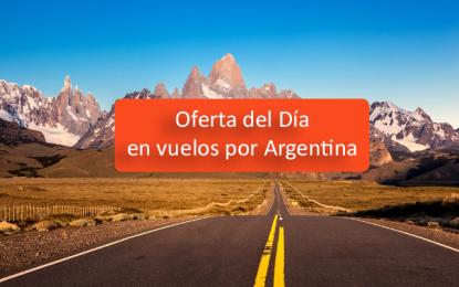¡Ofertas por Argentina!